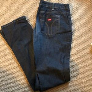 Miss sixty straight leg jeans